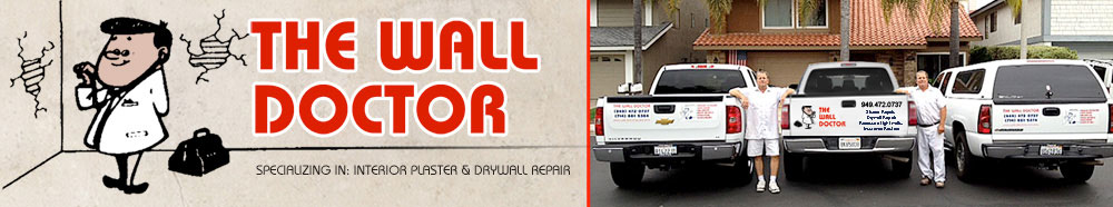 Plaster Repair Orange County
